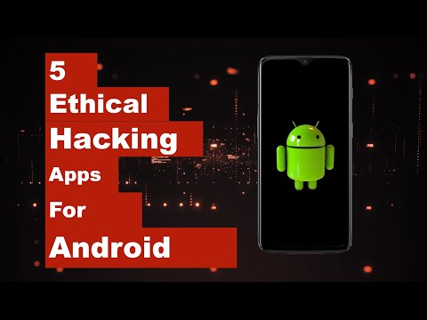 5 Best Ethical Hacking Apps For Android || Penetration Testing, Vulnerability, Network Scanner ||