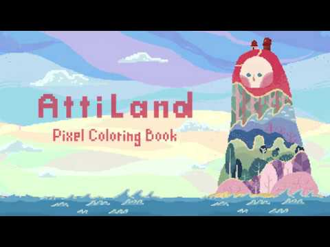 video review of Color Pixel Art - Atti Land