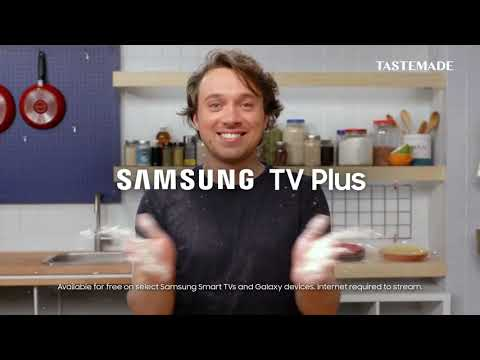 video review of Samsung TV Plus
