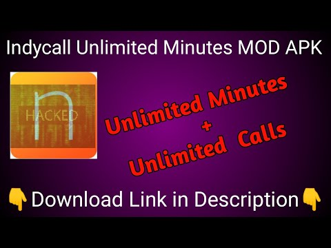 Indycall hack mode Apk | indycall unlimited minutes kese kare | indycall unlimited minutes mode