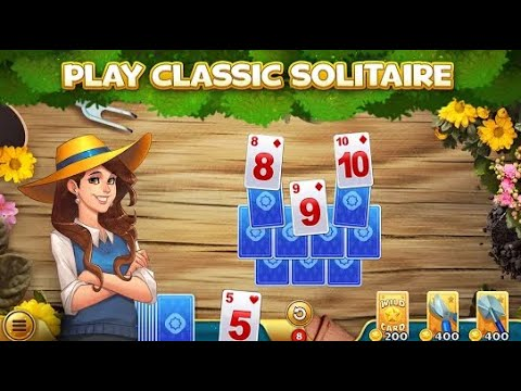 Solitales: Garden & Solitaire Card Game Android/iOS