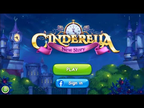 Cinderella: New Story Gameplay Android/iOS