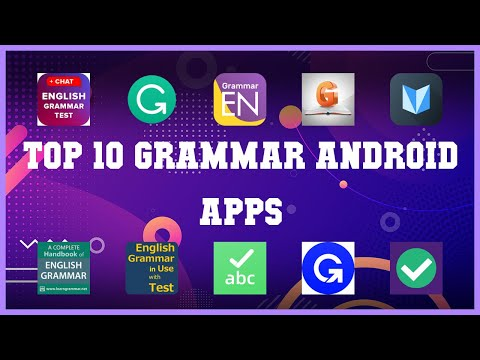 Top 10 Grammar Android App | Review
