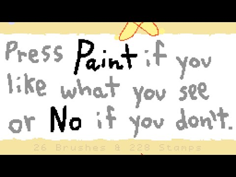 No Paint: iOS Gameplay (by Jeffrey Scudder)