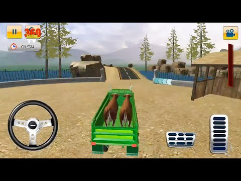 Indian Truck Spooky Stunt: Cargo Truck Driver   Android Gameplay 57
