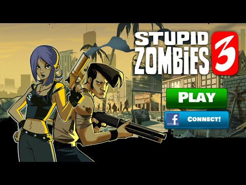 Stupid Zombies 3 - iOS / Android - HD Gameplay Trailer