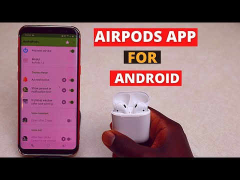 Andropods - Free Airpods APP for Android | Connect Airpods To Android