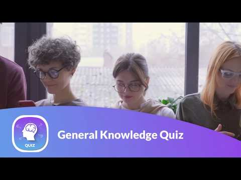 video review of General Knowledge Quiz