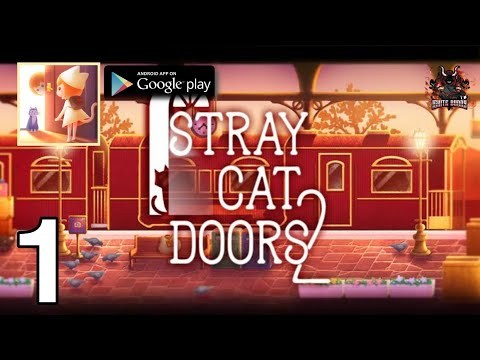 Stray Cat Doors2-Gameplay Walkthrough Part-1 ( Android)