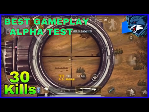 PUBG NEW STATE BEST GAMEPLAY ALPHA TEST - ANDROID HDR GRAPHICS   PUBG NEW STATE