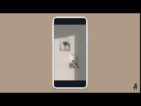 Ready templates for Instagram in AppForType