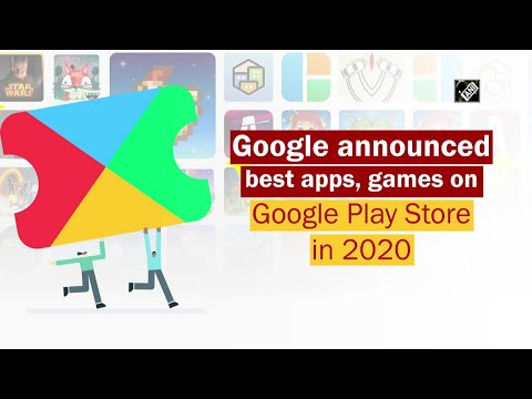 Google announced best apps, games on Google Play Store in 2020