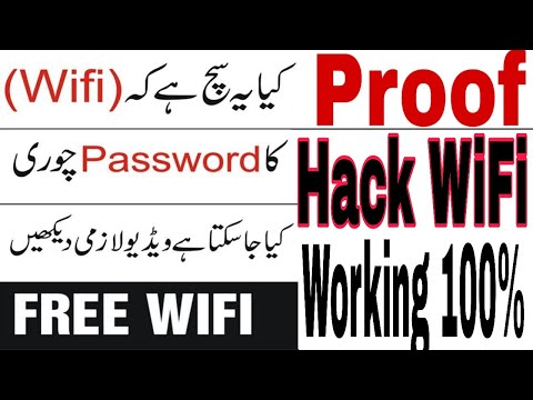 Hack Wifi Password key Show Android App 2020