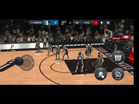 video review of NBA LIVE Mobile Basketball