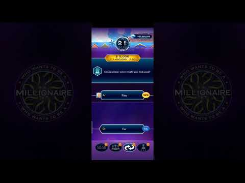 Who Wants to Be a Millionaire? Trivia & Quiz Game v39.0.2 Mod Apk | Unlimited Money | Lifelines