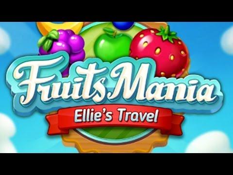 FRUITS MANIA : ELLY'S TRAVEL Game Review | Official BitMango