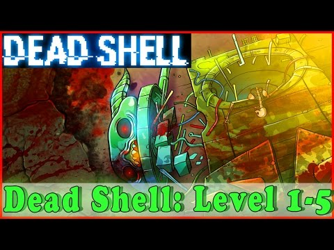 Dead Shell: Roguelike RPG Gameplay | Level 1 to 5 | iOS Android Full HD ENGLISH Walkthrough