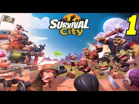 First Look - Survival City - Gameplay #1