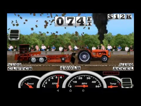 Tractor Pull - HD Android Gameplay - Off-road games - Full HD Video (1080p)