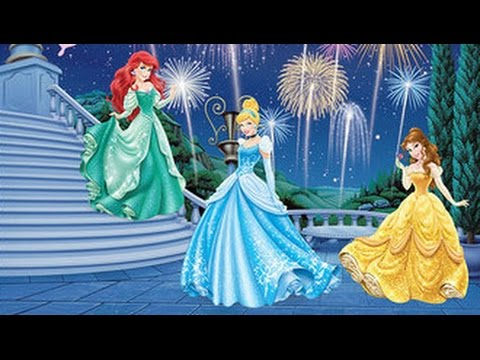 Disney Princess: Story Theater - Gameplay IOS & Android