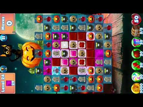 video review of Halloween Games 2