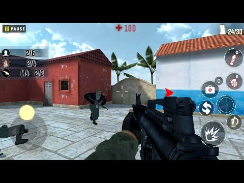 Last Fort of World War (by NanoHead Games) Android Gameplay [HD]
