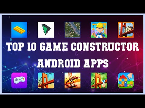 Top 10 Game Constructor Android App   Review
