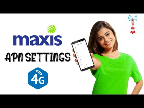Maxis 4G APN Settings for Android || Maxis Malaysia 🔥🔥🔥