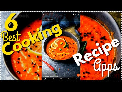 6 Best Cooking & Recipe Apps [Android/iOS]
