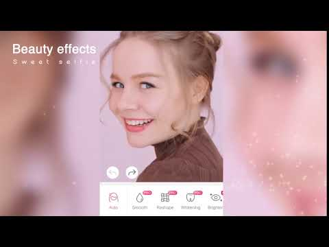 video review of Sweet Selfie Camera, Beauty & Filters Photo Editor