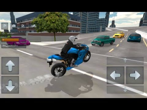 Extreme Bike Driving 3D - Android Gameplay HD