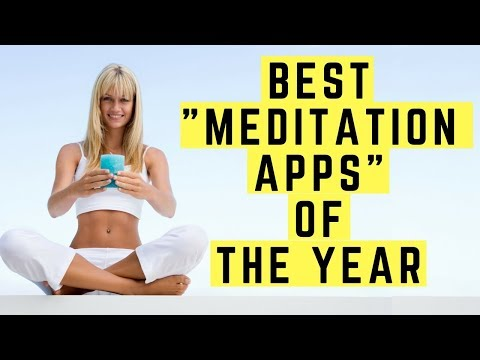 The Best Meditation Apps of the Year for iPhone and Android.
