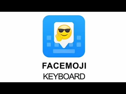 Facemoji Emoji Keyboard:Emoji Keyboard,Theme,Font - Android 2021