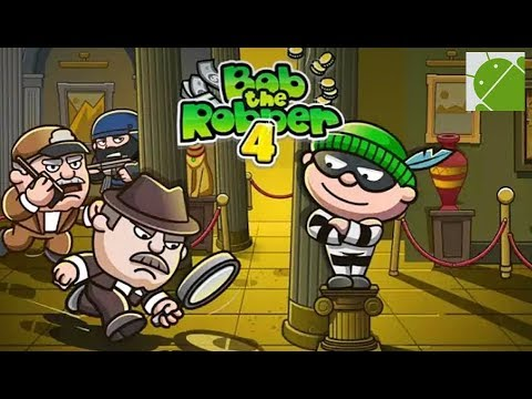 Bob The Robber 4 - Android Gameplay HD