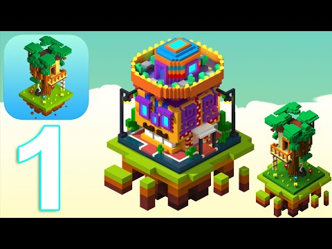 TapTower Idle Building Game Gameplay Walkthrough Part 1 (IOS/Android)