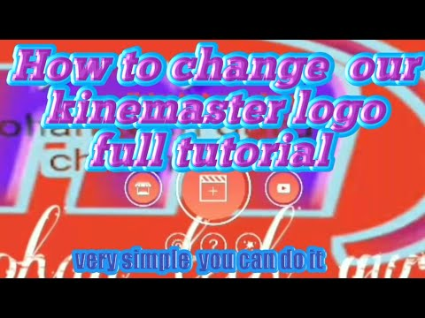 How to add our photo  in kinemaster background  in Telugu  full tutorial  MOHAN TECH GURU CHANNEL  