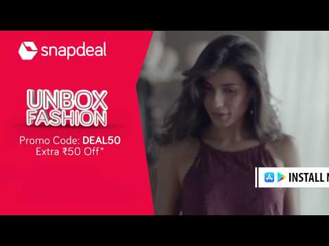 video review of Snapdeal Online Shopping App
