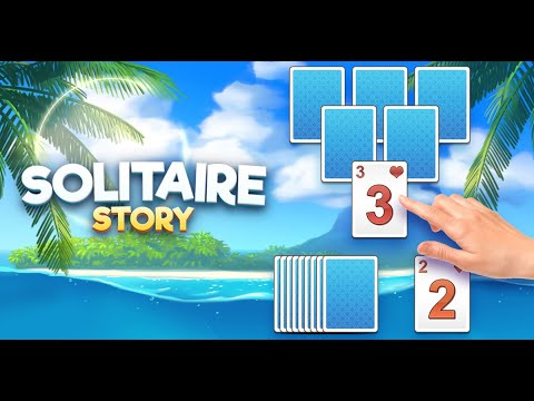 Solitaire Story Tripeaks - #1 Card game on Google Play! Can you win all card decks? (1.9)