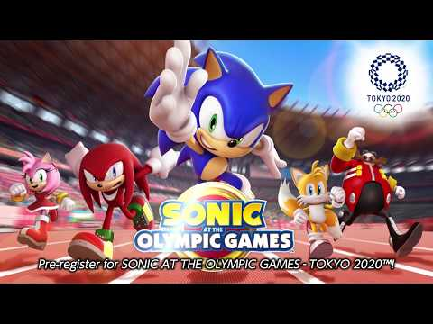 video review of SONIC AT THE OLYMPIC GAMES