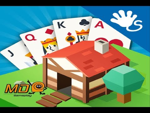Age of solitaire - City Building Card game ► Gameplay IOS & Android