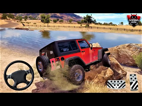 Offroad Xtreme Jeep Driving Adventure / Android Gameplay - HD