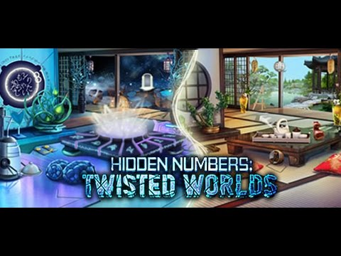 Hidden Numbers: Twisted Worlds   Gameplay / First Look