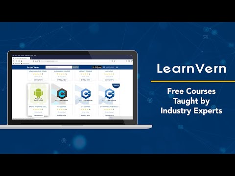 video review of Free Online Courses & Tutorials + Certi LearnVern