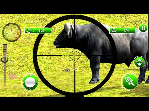 Wild Animal Hunt 2021: Dino Hunting Games Android Gameplay