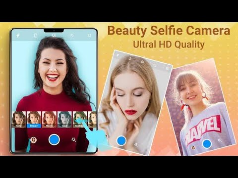 HD Camera Selfie Beauty Camera for Android 2020