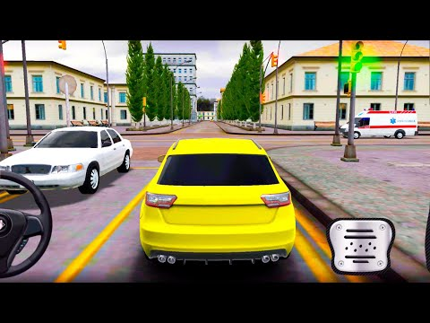 Car Parking 2020 Pro Open World Free Driving - Gameplay Walkthrough - Part 1 (Android)