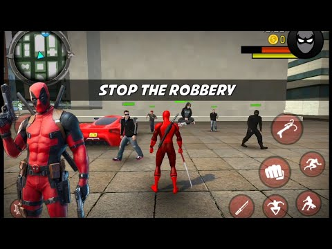 Power Spider 1 (Early Access) Comic Book Reese Android/IOS Gameplay