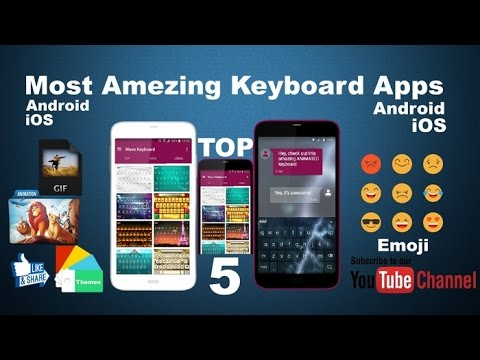 5 Best Keyboard Apps   Keyboards For Android    Animated Emoji GIFs Keyboard