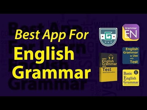 Best Free App For Learning English Grammar