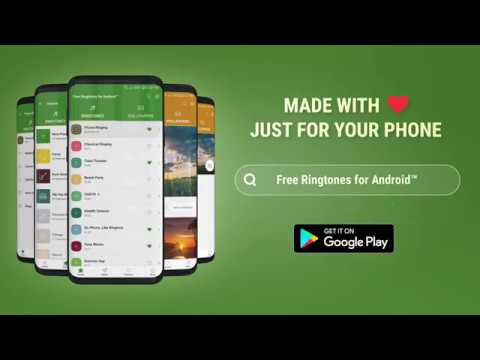 Free Ringtones for Android™ on GooglePlay